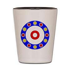 Curling Clock.png Shot Glass