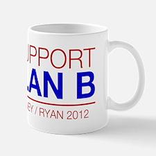 I Support Plan B Mug