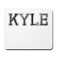KYLE, Vintage Mousepad