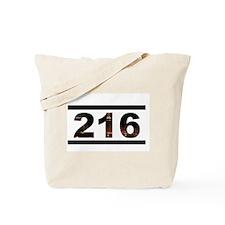 Straight Outta 216 Tote Bag