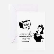 Happy Homemaker Greeting Cards (Pk of 10)