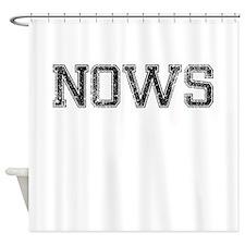 NOWS, Vintage Shower Curtain