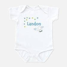 Star Pilot Landon Infant Creeper