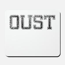 OUST, Vintage Mousepad