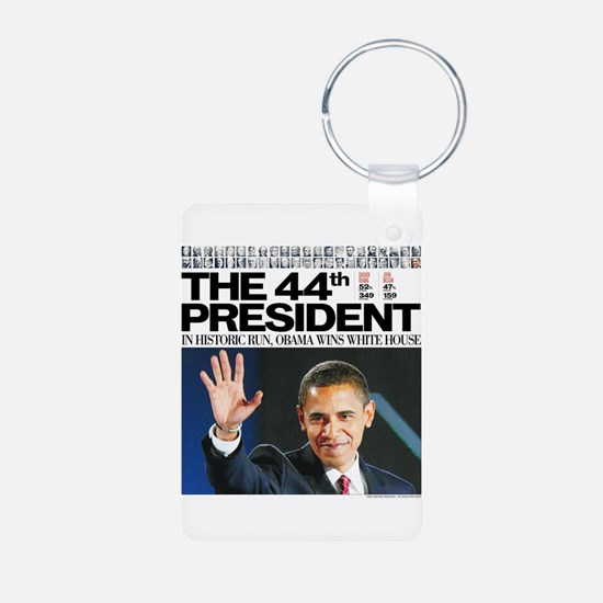 44th President.png Keychains