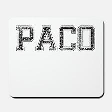 PACO, Vintage Mousepad