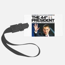 44th President.png Luggage Tag