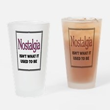 NOSTALGIA Drinking Glass