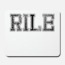 RILE, Vintage Mousepad