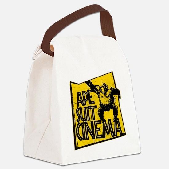 Official Ape Suit Cinema Logo Canvas Lunch Bag