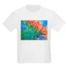 Cactus! Colorful southwest art!, Prickly Pear! Kid