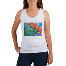 Cactus! Colorful southwest art!, Prickly Pear! Wom