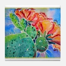 Cactus! Colorful southwest art!, Prickly Pear! Til
