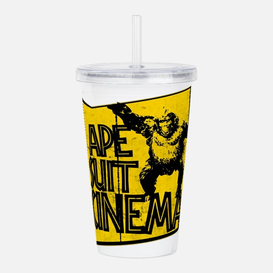 Official Ape Suit Cinema Logo Acrylic Double-wall