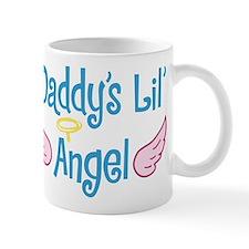 Daddys Lil Angel Mug