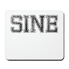 SINE, Vintage Mousepad