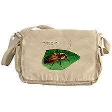 Pennsylvania Firefly Messenger Bag