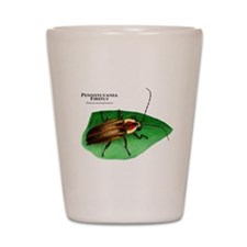 Pennsylvania Firefly Shot Glass