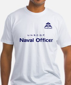 FL:CE UNSCDF Naval Officer Shirt