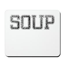 SOUP, Vintage Mousepad