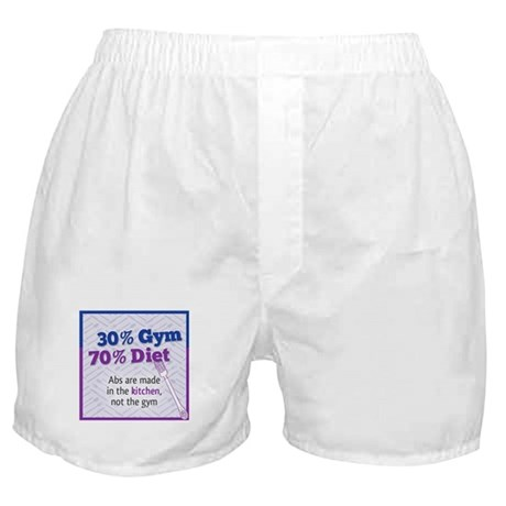 Abs Are Built In The Kitchen Boxer Shorts