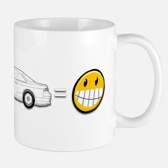 Caution sign Drift and S14 is fun Mug