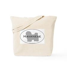Havanese Tote Bag