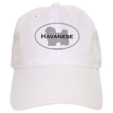 Havanese Baseball Cap