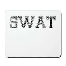 SWAT, Vintage Mousepad