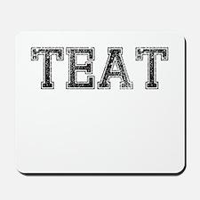 TEAT, Vintage Mousepad