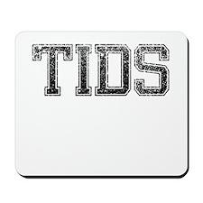 TIDS, Vintage Mousepad