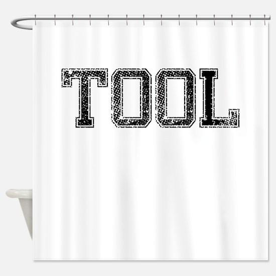 TOOL, Vintage Shower Curtain