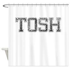 TOSH, Vintage Shower Curtain