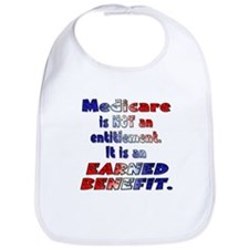 Medicare Is Not An Entitlement Bib