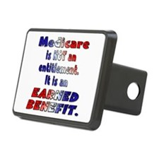 Medicare Is Not An Entitlement Hitch Cover