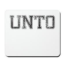UNTO, Vintage Mousepad