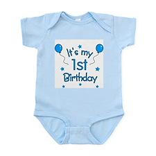 It's my 1st Birthday Infant Creeper