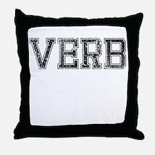 VERB, Vintage Throw Pillow