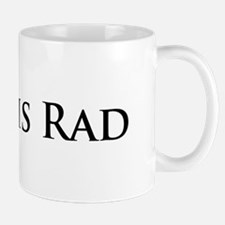 Trad is Rad Mug