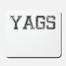 YAGS, Vintage Mousepad