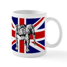 British Bulldog Flag Mug