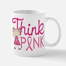 Think Pink Mug