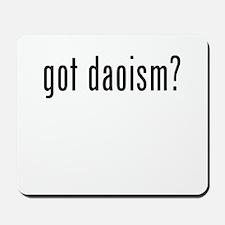 Got Daoism? Mousepad