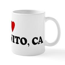 I Love SAN BENITO Mug
