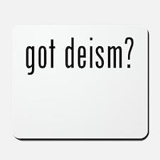 Got Deism? Mousepad