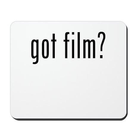 Got Film? Mousepad