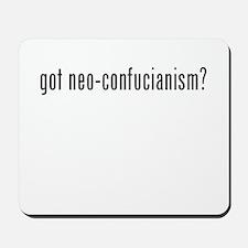 Got Neo-Confucianism? Mousepad