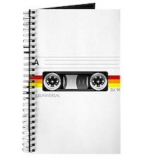 Cassette tape label 2 Journal