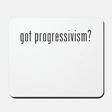 Got Progressivism? Mousepad