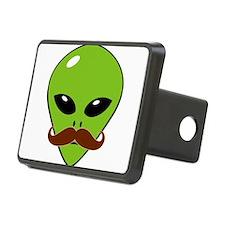 Alien Moustache Hitch Cover